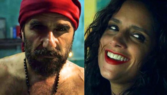 Django 2: se estrena avance de película con Giovanni Ciccia y Melania Urbina