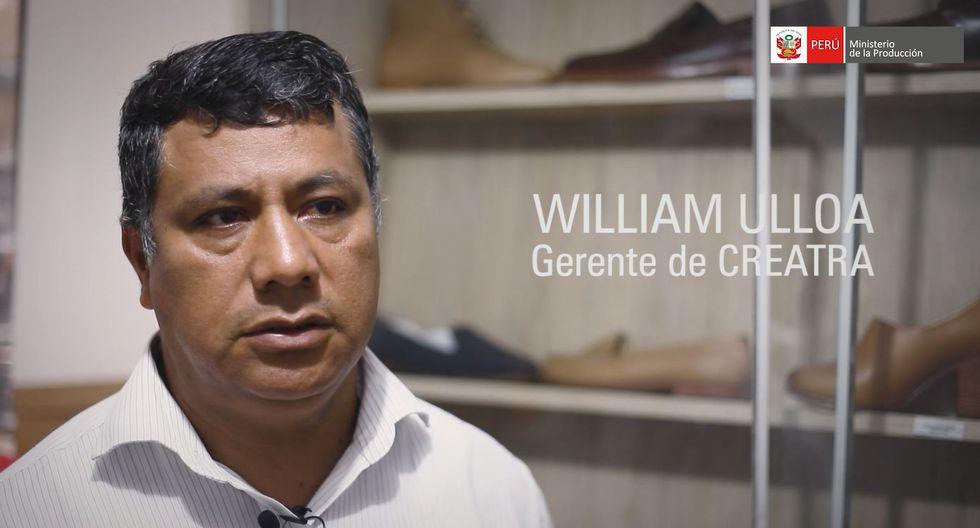 William Ulloa, gerente de Creatra