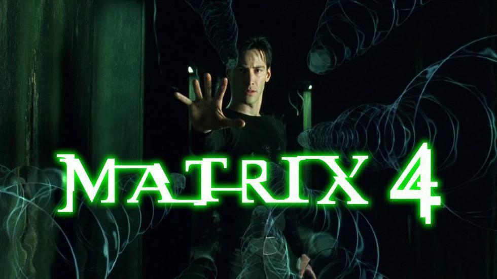 Se confirma 'Matrix 4' con Keanu Reeves y Carrie-Anne Moss como 'Neo' y 'Trinity'