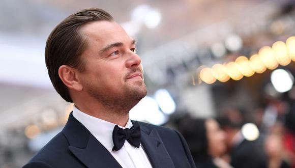 Leonardo DiCaprio criticó al gobierno de México por desproteger a la vaquita marina. (Foto: Valerie Macon / AFP).