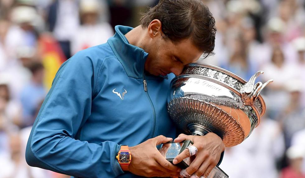 Rafael Nadal ganó título de Roland Garros: Amplía récord y se conmueve hasta las lágrimas | FOTOS | VIDEO