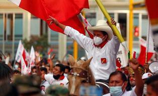"""Perú Libre: """"No somos comunistas y no vamos a estatizar, vamos a respetar la inversión privada"""""""