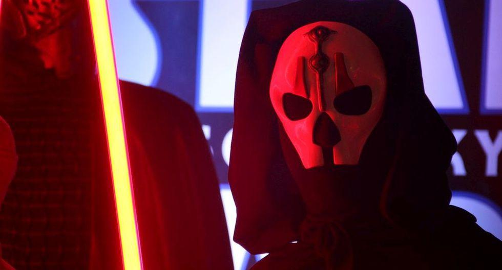 """Así se vivió el avant premiere de """"Star Wars: The Rise of Skywalker"""" en Perú. (Foto: Luis Carnero)"""