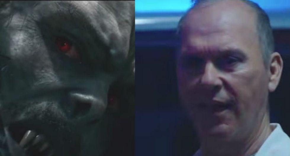 Jared Leto encarnará a Morbius/ ¿Cuál será el papel de Michael Keaton en la cinta?