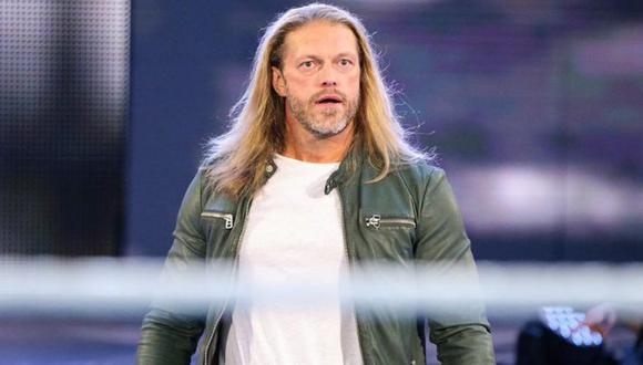 Edge volvería a la lucha libre después de 9 años de anunciar su retiro. (WWE)