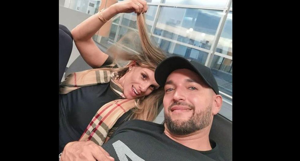 Alejandra Baigorria y Arturo Caballero - Trome