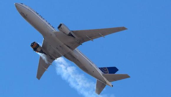 En Estados Unidos, la Administración Federal de Aviación (FAA) ordenó inspecciones adicionales en estos Boeing 777 con motor Pratt & Whitney. (Foto: Captura de video)