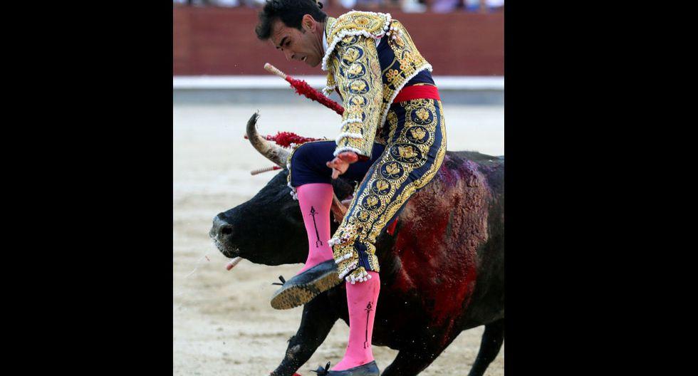Terribles imágenes de la lesión del mexicano Arturo Macías. (Agencias)