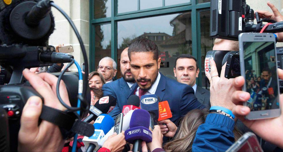 Paolo Guerrero hará su último intento ante la justicia suiza para volver a jugar
