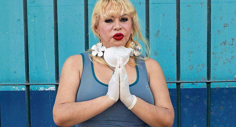 Susy Díaz habló de su foto viral con el número 13