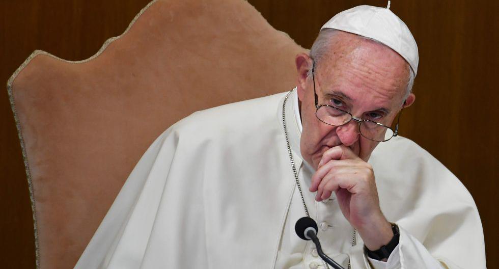 Imagen del papa Francisco. (Foto: AFP / Andreas SOLARO).