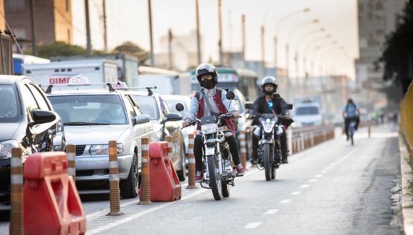 La Municipalidad de Lima exhorta a los conductores a respetar estos espacios exclusivos para los ciclistas. Foto: MML