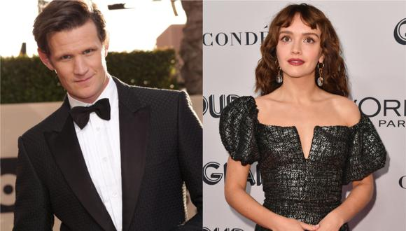 "Matt Smith y Olivia Cooke se unen al reparto del spin-off de ""Game of Thrones"". (Foto: AFP/ Kelly Nyland y Angela Weiss)"