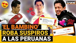 Gianluca Lapadula: Futbolista se convierte en el nuevo 'jale' de las peruanas