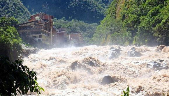 Cusco: se activa sistema de alerta por crecida de ríos en el distrito de Machu Picchu (Foto: Juan Sequeiros)