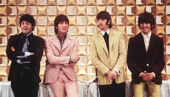 "The Beatles transmitirá ""Yellow Submarine"" en YouTube totalmente gratis. (Foto: AFP)"