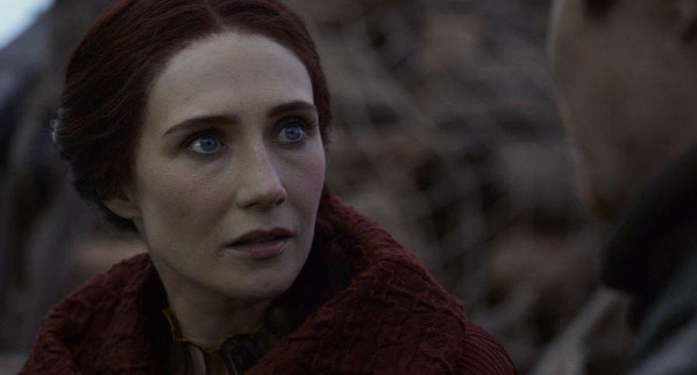 Game of Thrones 8x03: ¿por qué le pasó esto a Melisandre al final de la Batalla de Winterfell? (Foto: HBO)