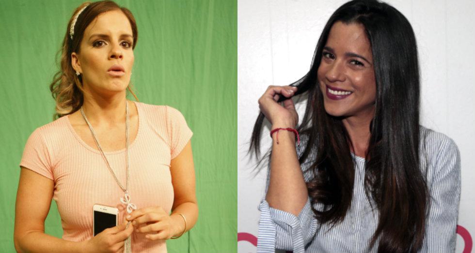 Alejandra Baigorria cuadra a Vanessa Terkes