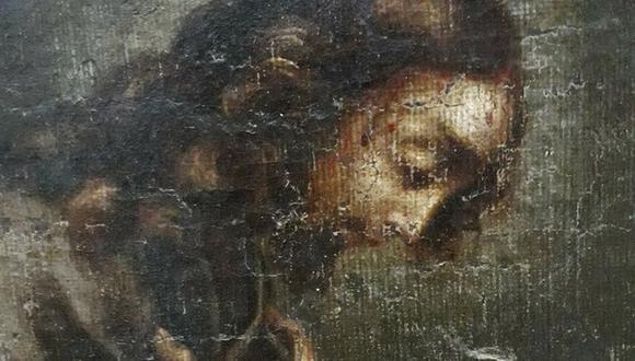 La obra testifica la continuidad del culto cristiano en el siglo XIX. (Foto: Ministerio de Cultura)