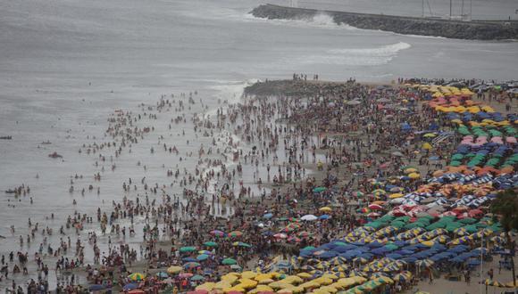 Playa de la Costa Verde