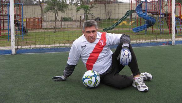 Para muchos, Ramón Quiroga es el mejor arquero que atajó por la selección.