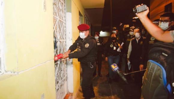 La Victoria: Detienen a policías que se dedicaban al cobro de cupos y a realizar operativos ilegales