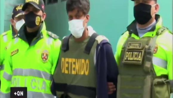 Ciudadano venezolano afirmó que robaba para pagar alquiler de su vivienda. (Captura ATV+)