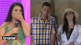 Tula Rodríguez le pide a esposo de Maju Mantilla que se saque la camisa EN VIVO