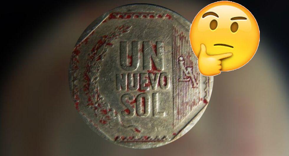 El BCR aclaró la verdad sobre las monedas pintadas de rojo. Foto. Peru.com