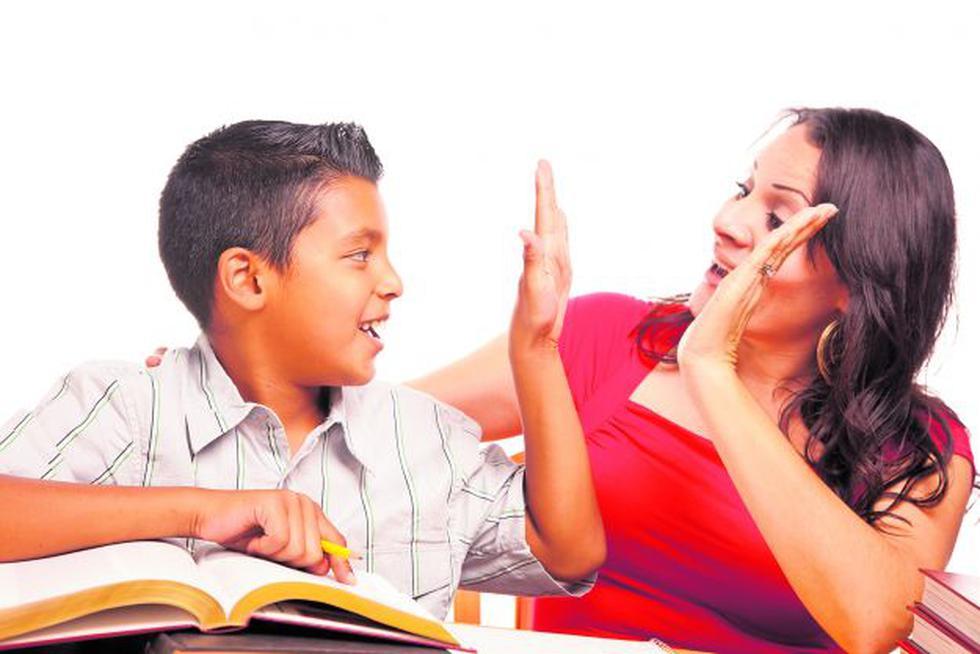 Sigue estos consejos para ayudar a tus hijos.