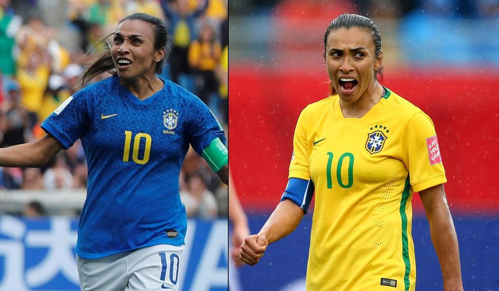 Marta bate insuperable récord histórico en la Copa del Mundo con la selección de Brasil