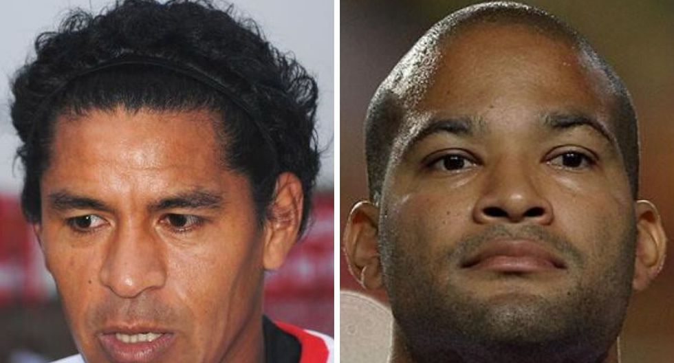 Santiago Acasiete y Alberto Rodríguez llevaron la '2' de la selección peruana