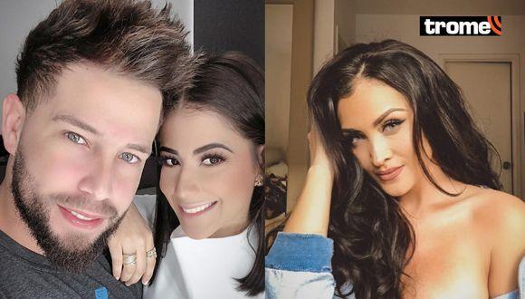 Kevin Blow olvidó a Michelle Soifer con bella dominicana con quien espera casarse