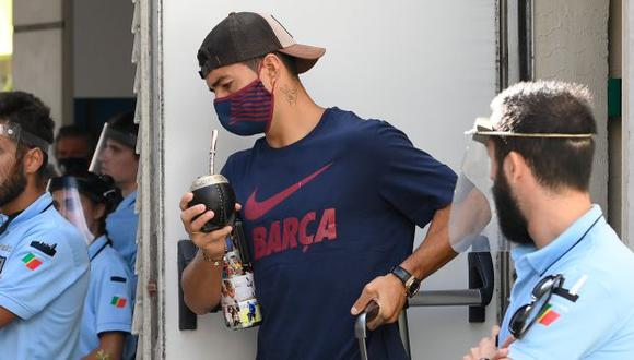 Juventus descartó el fichaje de Luis Suárez. (Foto: AFP)