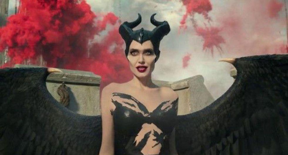 """""""Maléfica 2: Dueña del mal"""" presentó los afiches individuales de sus protagonistas. (Foto: DIsney)"""