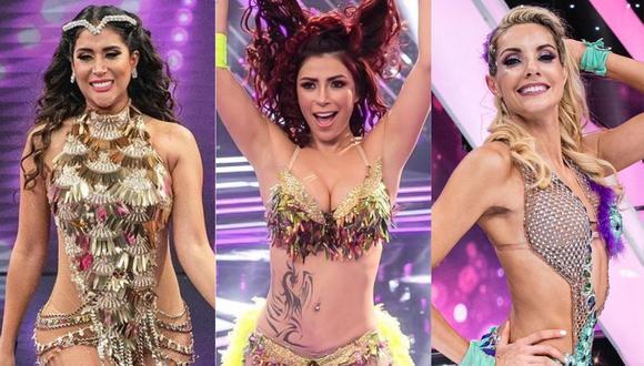 Reinas del Show no se emitió el sábado 2 de octubre tras contagio de Melissa Paredes y equipo de producción. (Foto: GV Producciones)