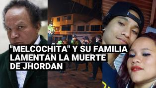 "Familia de ""Melcochita"" lamenta la muerte de Jhordan tras accidente en moto en Lurín"