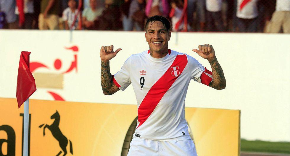 Perú venció 1-0 a Paraguay en amistoso [Fotos]