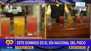 Día Nacional del Pisco: Conozca cómo preparar los clásicos cócteles nacionales para estas fiestas