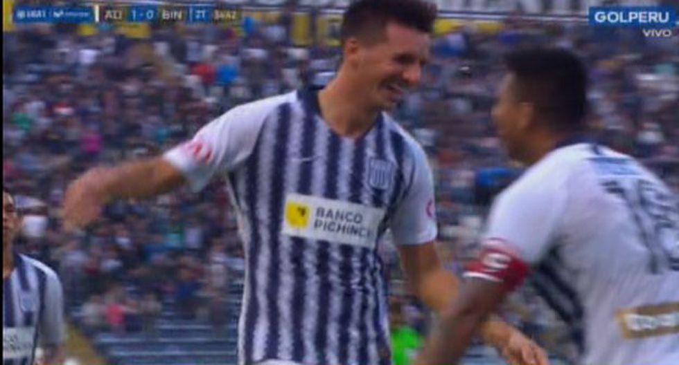 Gol 2 de Alianza Lima