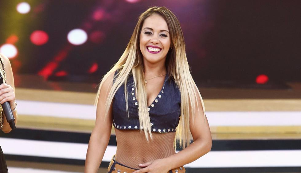 Dorita Orbegoso dice que no tiene problemas con TIlsa Lozano.