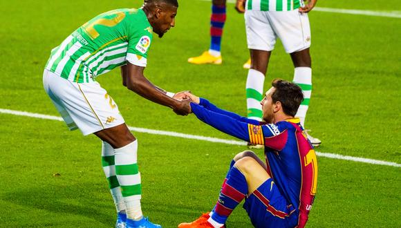 Emerson llega al Barcelona y muy seguramente jugará al lado de Lionel Messi