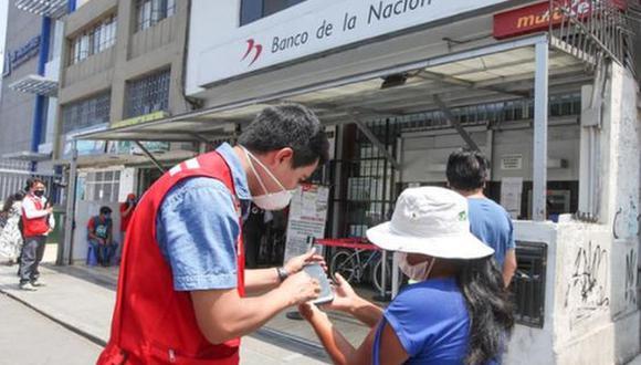 Ingresando a la plataforma habilitada por el Ministerio de Desarrollo e Inclusión Social puedes averiguar con unos simples pasos si estás incluido en la lista de beneficiarios. (Foto: MIDIS / Andina)
