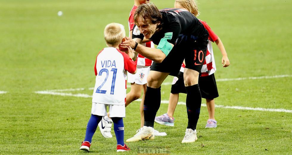 Luka Modric asegura que no es necesario ser alto para triunfar en el fútbol
