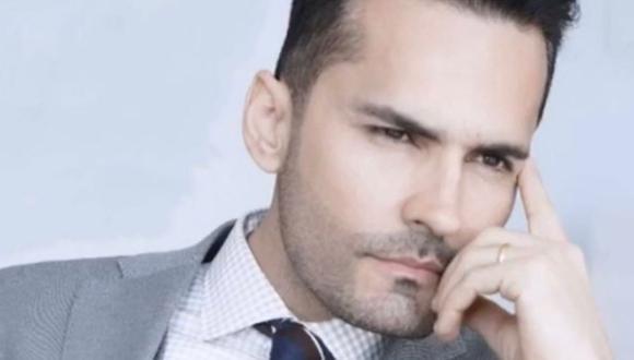 Fabián Ríos siempre será recordado por su personaje de Albeiro en la famosa serie Sin senos sí hay paraíso (Foto: Fabián Ríos / Instagram)