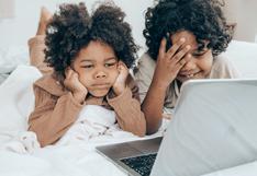 Remedios caseros para que los niños no sientan los ojos cansados en las clases virtuales