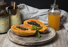 Todos los beneficios de la papaya y porque es tan importante su consumo