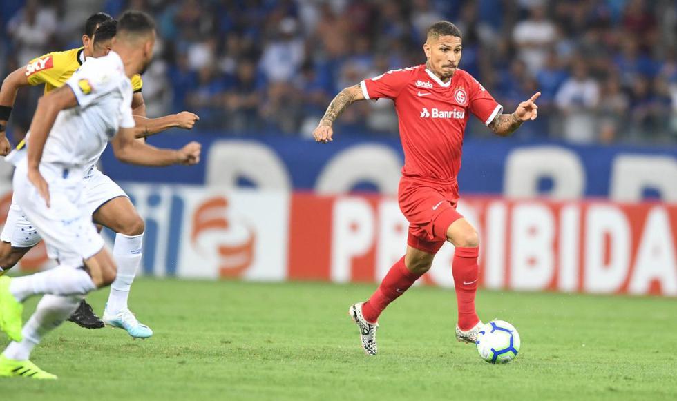 Internacional vs Cruzeiro: Partido por el Brasileirao