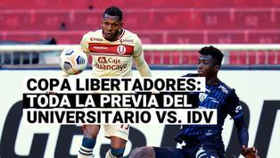 Universitario vs. Independiente del Valle: toda la previa del encuentro por la quinta jornada de la Copa Libertadores