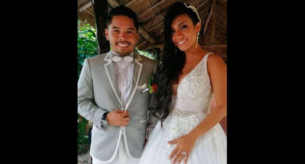 Diana Sánchez atraviesa crisis matrimonial. (Fotos: Trome)